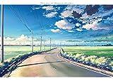 Sky Longing For Memories, A : The Art of Makoto Shinkai by Makoto Shinkai (June 30, 2015) Paperback
