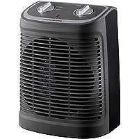 Rowenta Comfort Compact SO2330 - Calefactor, 1200/2400 W, función Silence, 2