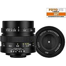 Mitakon Zhongyi Speedmaster 25mm f/0.95Standard Lens for Micro Four-Thirds Mount