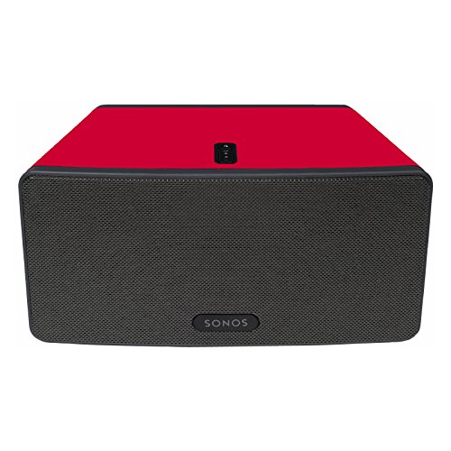 colour-skin-for-sonos-play3-speaker-by-booizzi-red-matt