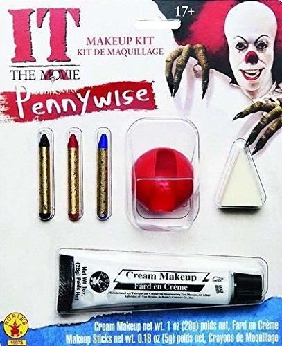 (Pennywise Makeup Kit aus Es)