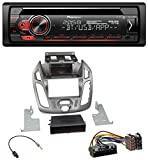 caraudio24 Pioneer DEH-S410BT MP3 CD USB AUX Bluetooth Autoradio für