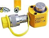 Pro-Lift-Montagetechnik 5t Kurzhubzylinder, Hydraulikzylinder, Hub 11mm, RMC, 00773