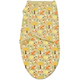 Summer Infant Original Swaddle, Fox and Friends, Multicolor