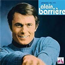 Alain Barrière Anthologie 1961-1975