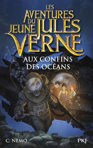 Les aventures du jeune Jules Verne - tome 04 : Aux confins des ocans (4)