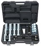 KS Tools 700.2355 Stufen-Druckhülsen-Satz, 22-tlg.