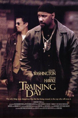 MovieGoods Training Day 27,9x 43,2cm (28x 44cm) Film Poster