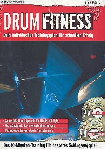 Drum Fitness Band 1 (+CD+DVD)