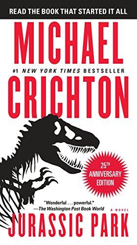 Jurassic Park por Michael Crichton