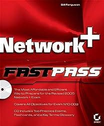 Network+ Fast Pass W/CD by Bill Ferguson (2005-04-08)