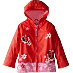 Stephen Joseph Ladybug Size 2 - White - Womens Raincoat