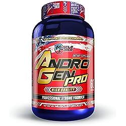 Andro Gen Pro XXL, Enhancer natürliche Testosteron, Wachstumshormon und IGF-1. 60 Kapseln