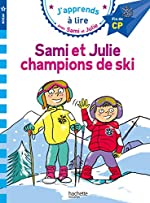 Sami et Julie CP Niveau 3 Sami et Julie, champions de ski de Thérèse Bonté