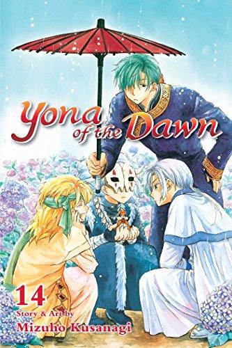 Yona of the Dawn, Vol. 14 por Mizuho Kusanagi