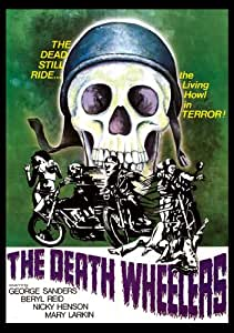 Death Wheelers [DVD] [1973] [Region 1] [US Import] [NTSC]