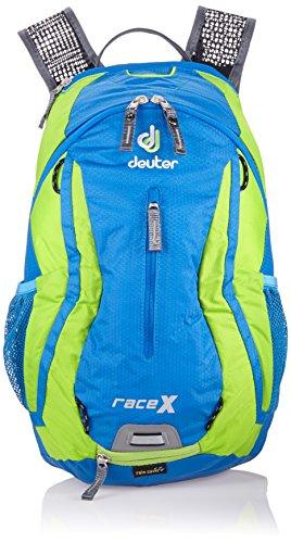 deuter-zaino-da-trekking-race-x-blu-ocean-kiwi-44-x-24-x-18-cm-12-litri
