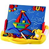 Mitashi Skykidz Jumbo Doole Scribble and Stick, Multi Color