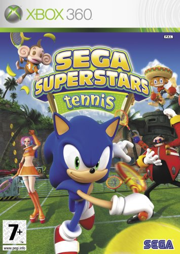 SEGA Superstars Tennis [UK Import]