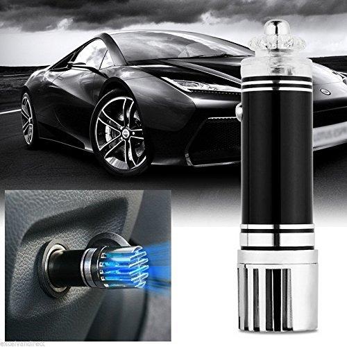 Preisvergleich Produktbild Generic Schwarz: Air klar Auto Tragbare Mini Auto Luftbefeuchter Luftreiniger Lufterfrischer Aroma Dampf Diffusoren zu Auto 12V T150,5