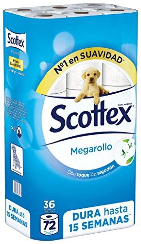scottex megarollo P36-Papier toilette