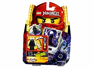 LEGO Ninjago - 2256 - Jeu de Construction - Lord Garmadon