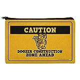 Doozer Construction Zone Ahead Fraggle Rock Stifte-Organizer mit Reißverschluss