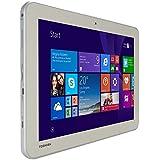"""Toshiba Wt10-A-10E - Tablet de 10"""" (Bluetooth, Atom, memoria interna 32 GB, 2 GB de RAM,  Windows 8.1 Pro), blanco"""