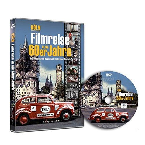 Köln: Filmreise in die 60er Jahre Teil 1, 1 DVD