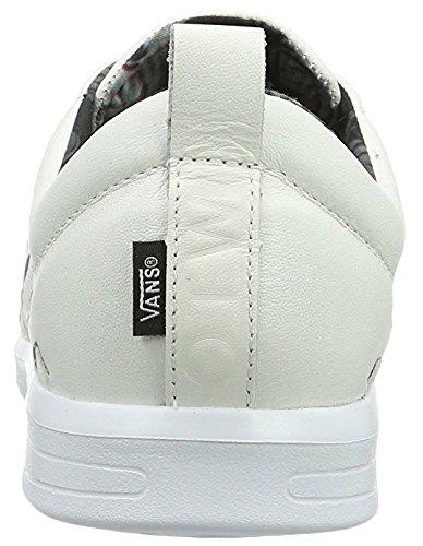 Vans Tesella, Sneakers Basses Homme Blanc