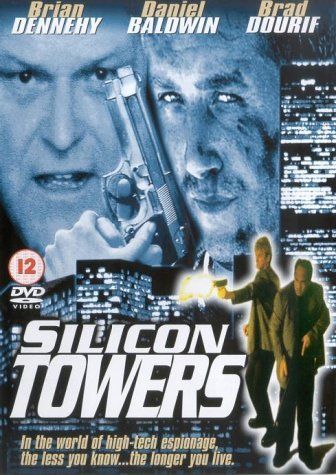 Silicon Towers [DVD] by Daniel Baldwin