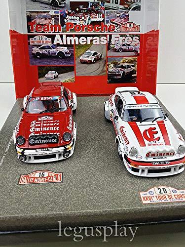 FLy Slot Car Scalextric 99121 Team Porsche 911 SC