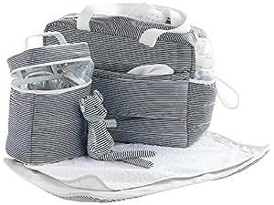 petit bateau sac langer avec tapis de change et sac isotherme milleraie sp ciale. Black Bedroom Furniture Sets. Home Design Ideas