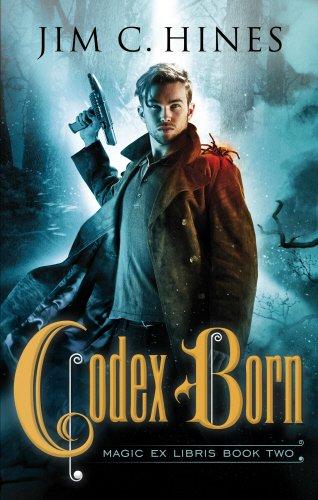 Codex Born (Magic Ex Libris)