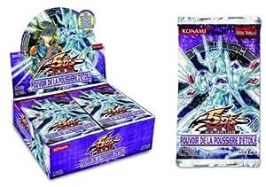 YU-GI-OH! JCC - Jeu de cartes - Booster Pouvoir de la Poussière d'étoile - Pochette de 9 cartes