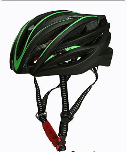 TOUK Fahrradhelm Ultralight Fahrrad Helmet in Mold MTB Fahrrad Helm Straße Berge Helm 56-63 cm Männer/Frauen, 002