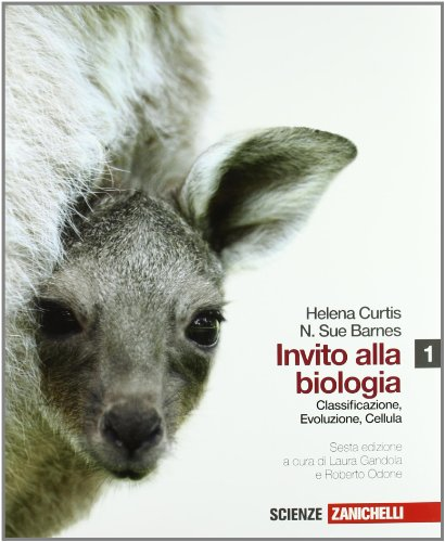 Invito alla biologia. Per le Scuole superiori. Con CD-ROM. Con espansione online: 1