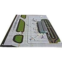 Gemini Jets 1-200 GJAPS006 Airport Mat Set 2 Piece for New Gemini Terminal