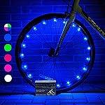 51L1l4RTLHL. SS150 Activ Life Luci a LED per Bici con batterie Incluse! Ottieni Il 100% più Luminoso e visibile da Tutte Le angolazioni per…