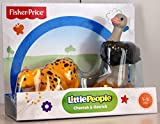 Fisher-Price Little People Zoo Animal - Gepard und Strauß
