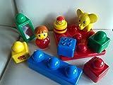 LEGO DUPLO Primo 2082 Jumbo auf Entdeckungstour - LEGO