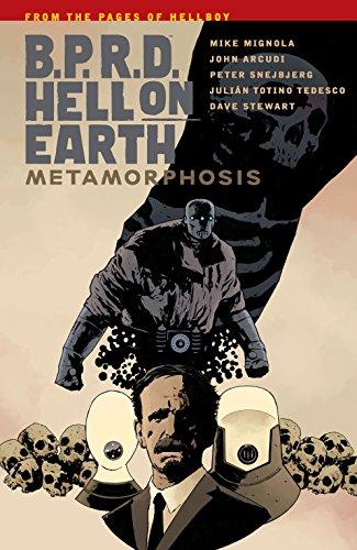 Preisvergleich Produktbild B.P.R.D Hell On Earth Volume 12 : Metamorphosis