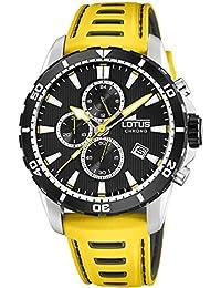 9547aadf4ce2 orologio cronografo uomo Lotus Color casual cod. 18600 1
