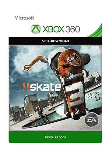 Skate 3 [Xbox 360 - Download Code]