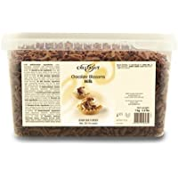 Callebaut Rizos de Chocolate con Leche (virutas) 1kg