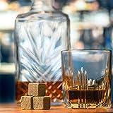 Kobert-Goods Whisky Steine (12 Stück) aus Speckstein - 2