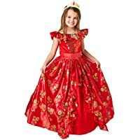 Rubies - Disfraz de Elena de Avalo, producto oficial Disney.