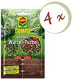 Oleanderhof® Sparset: 4 x COMPO AGROSIL Wurzel-Turbo, 50 g + gratis Oleanderhof Flyer