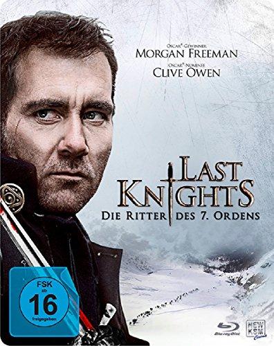 Last Knights - Die Ritter des 7. Ordens (Steelbook) (exklusiv vorab bei Amazon.de) [Blu-ray]