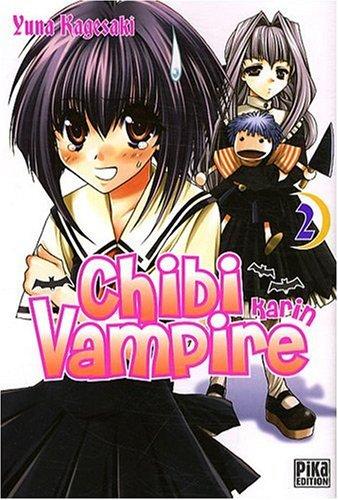 Chibi Vampire Karin Edition simple Tome 2